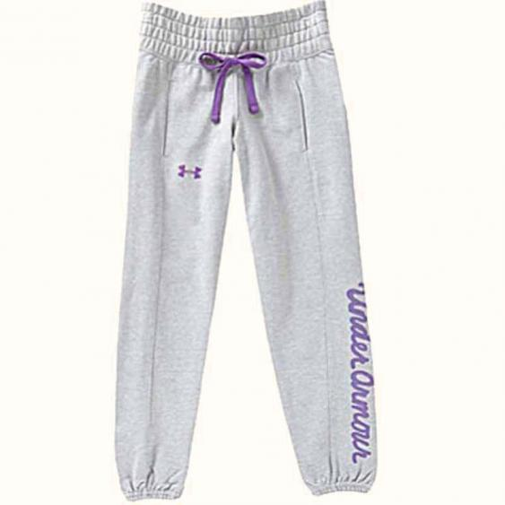 Under Armour Downtown Pant Grey 1259058-025 (Youth)