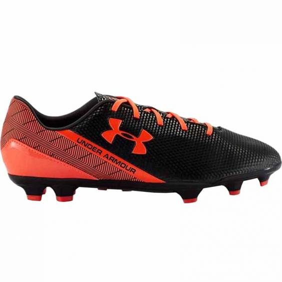 Under Armour Speedform Flash FG Black / Red 1256746-002 (Men's)