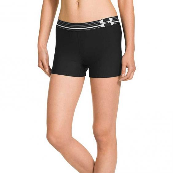 Under Armour HG Shorty Black 1270720-001 (Women's)
