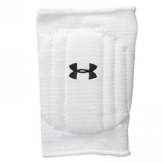 Under Armour Youth Volleyball Knee Pad White 1263597-100