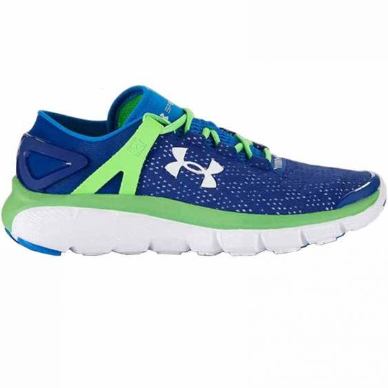 Under Armour Speedform Fortis Cobalt 1258749-420 (Youth)