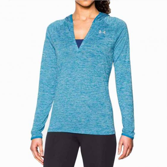 Under Armour Twist Tech Hoodie Dynamo 1269181-912 (Women's)