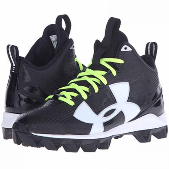 Under Armour Crusher RM JR Black 1286601-001 (Youth)