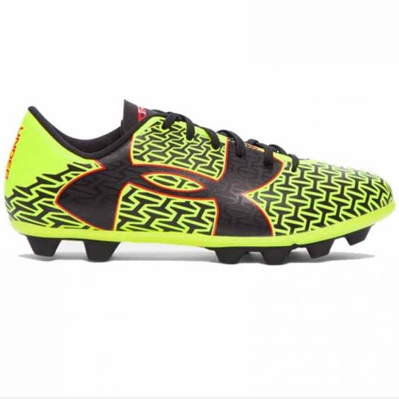 Under Armour CF Force 2.0 FG JR HVY / Red / Black 1264206-734 (Youth)