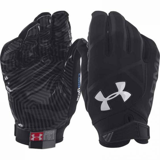 Under Armour Playoff CG II Glove Black 1260679-001 (Adult)