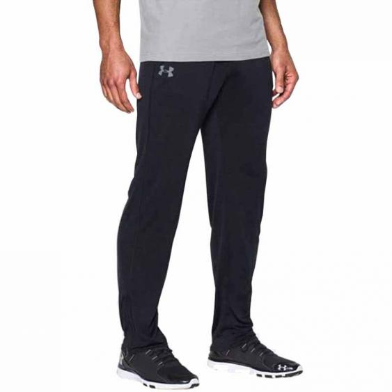 UA Tech Pant Black / Steel 1271951-002 (Men's)