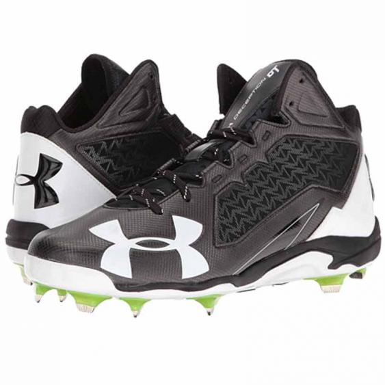 Under Armour Deception MID DT Black / White 1278704-011 (Men's)