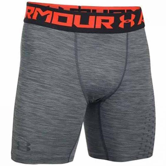 Under Armour Coolswitch Twist Short Grey / Phoenix Fire 1295316-008 (Men's)