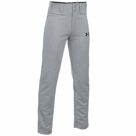 Under Armour Lead Off Pant Grey 1281190-075 (Youth)