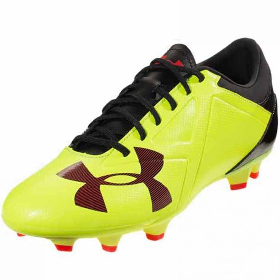 Under Armour Spotlight DL FG HVY / Red / Black 1272302-731 (Men's)
