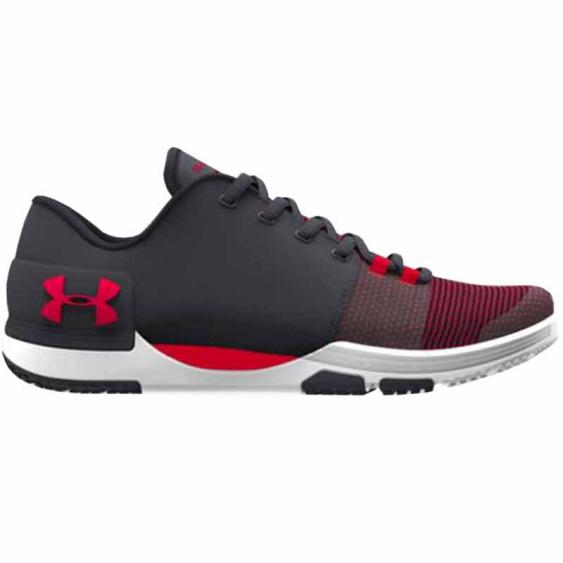 UnderArmour Limitless TR 3.0 Anthracite / Red 1295776-102 (Men's)
