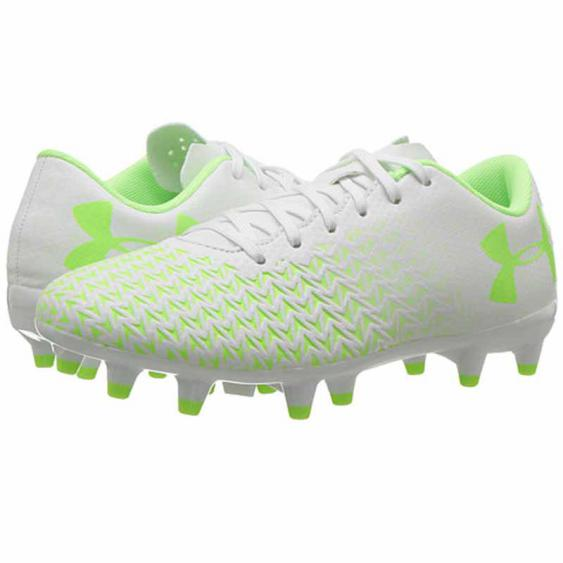 Under Armour CF Force 3.0 Lime / White 1278844-541 (Women's)