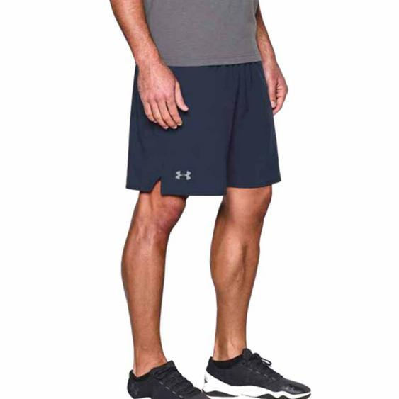 Under Armour Qualifier Short Navy 1277142-410 (Men's)