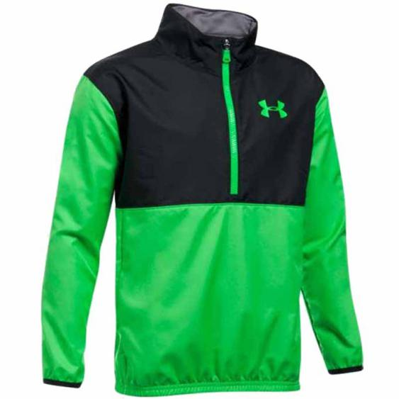 Under Armour Train 2 Game Jacket Lime / Black 1299364-974 (Youth)