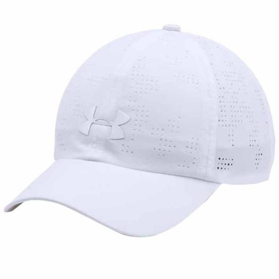 Under Armour Driver Cap White 1291070-100 (Women's)