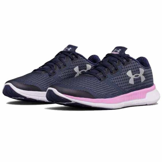 Under Armour Charged Lightning Navy / Lilac 1285494-410 (Women's)