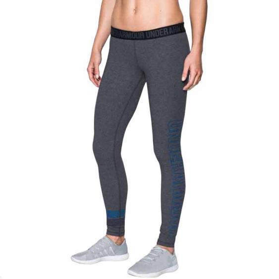 Under Armour Fav Legging GRPH Carbon Lapis 1298121-090 (Women's)