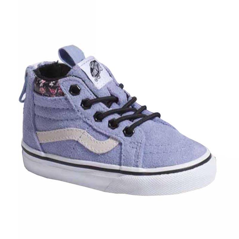 Vans SK8-HI MTE Toggle Lavender Lustre VN0A32R3URZ (Infant). Loading zoom 3a806704c