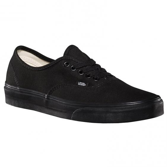 Vans Authentic Black/Black VN000EE3BKA (Men's)