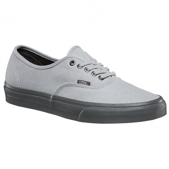 Vans Authentic High-Rise Pewter VN0A38EMMOM (Men's)