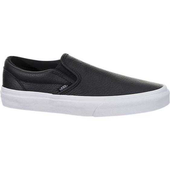 Vans Classic Slip On DX Black/ True White VN0A38F8QU6 (Women's)
