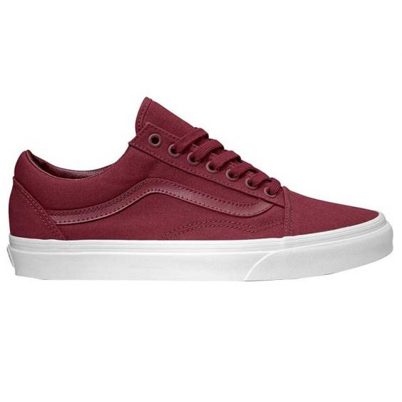Vans Old Skool Mono Canvas Cabernet VN0A38GEQDD (Men's)