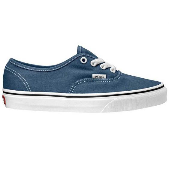 Vans Authentic Vintage Indigo/ True White VN0A38EMQA4 (Women's)