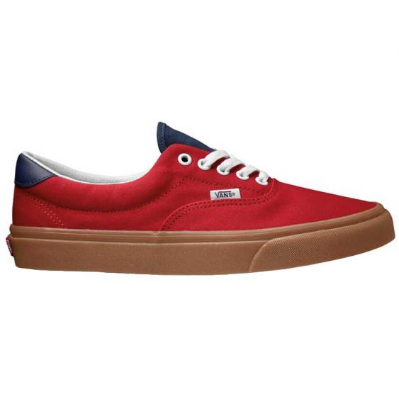 Vans Era 59 Varsity Sport Racing Red/ Dress Blues VN0A38FSU8P (Men's)