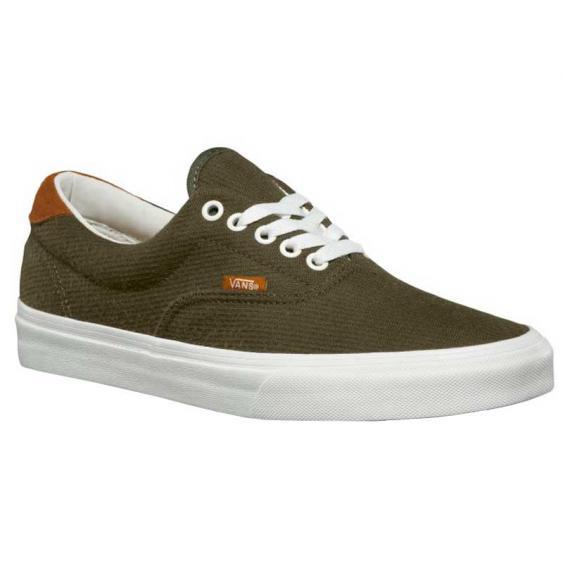 Vans Era 59 Flannel Dusty Olive VN0A38FSU4N (Men's)