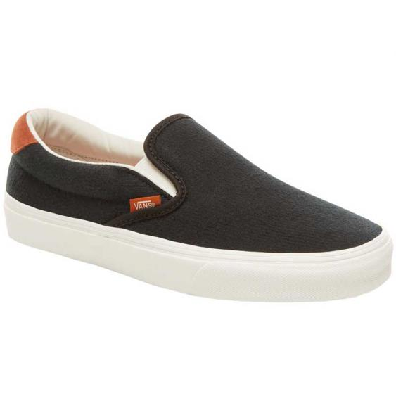 Vans Classic Slip-On 59 Flannel Black VN0A38GUX2Y (Men's)