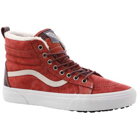 Vans Sk8-Hi MTE Hot Sauce/ Port Royal VN0A33TXUQA (Women's)