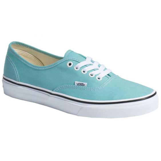 Vans Authentic Aqua Haze/ True White VN0A38EMVKQ (Men's)