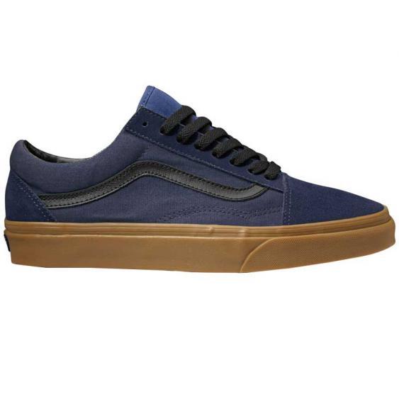 Vans Old Skool Gum Night Sky/ True Navy VN0A4BV5V4R (Men's)