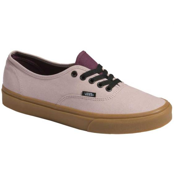 Vans Authentic Gum Shadow Gray/ Prune VN0A2X5IV4S (Men's)