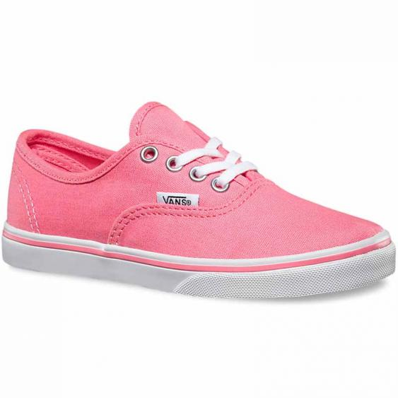 Vans Authentic Lo Pro Strawberry / White VN-0W6MGY7 (Youth)