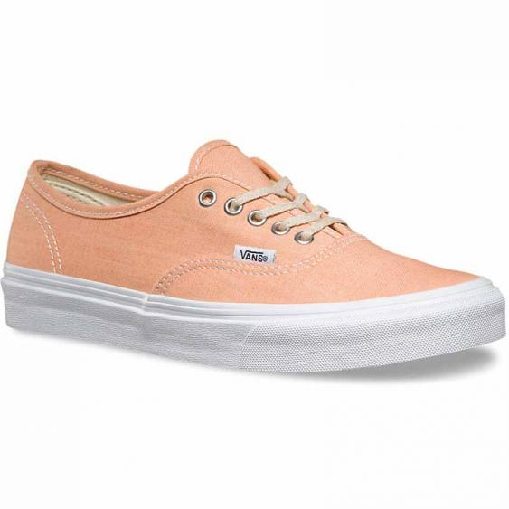 Vans Authentic Slim Coral / White VN-000XG6IAX (Women's)