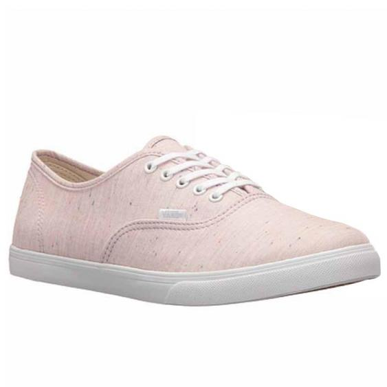 Vans Authentic Lo Pro Speckle Pink / White VN0A32R4MT5 (Women's)