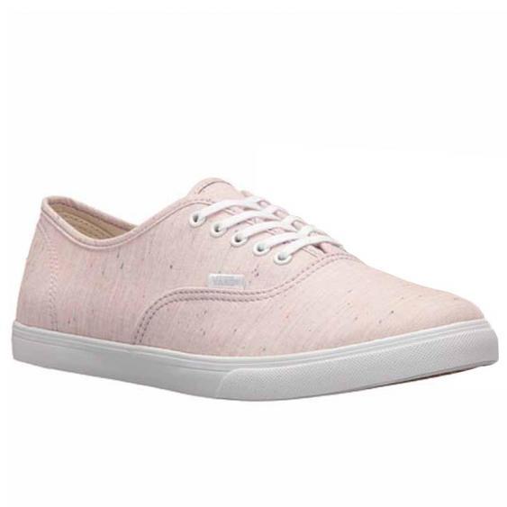 Vans Authentic Lo Pro Speckle Pink / White VN0A32R4MT5 (Women's)