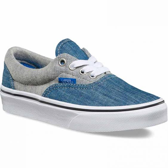 Vans Era Jersey Denim Imperial Blue / White VN0A38H8MMG (Youth)