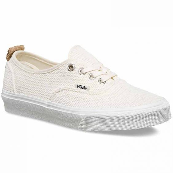 Vans Authentic PT Basket Weave Marshmallow VN0A38F1MTA (Women's)