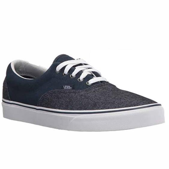 Vans Era Suede and Suiting Dress Blues VN0A38FROIL (Men's)