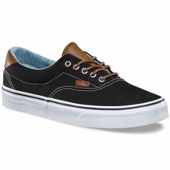 Vans C&L Era 59 Black / Acid Denim VN0A38FSQK3 (Men's)
