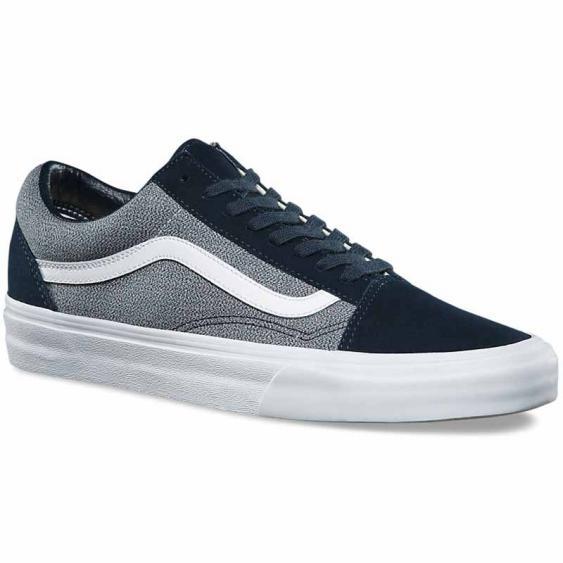 Vans Old Skool Suiting Blueberry / White VN0A38G1Q74 (Men's)