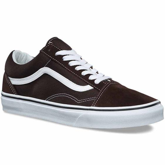 Vans Old Skool Chocolate Torte / White VN0A38G1U5Z (Men's)