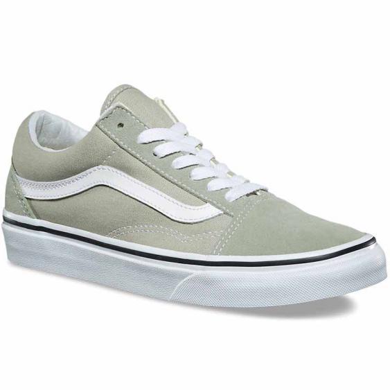 Vans Old Skool Desert Sage / White VN0A38G1U62 (Women's)
