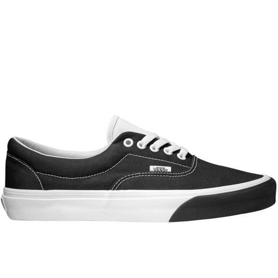 Vans Era Color Block Black / White VN0A38FRVIG (Men's)