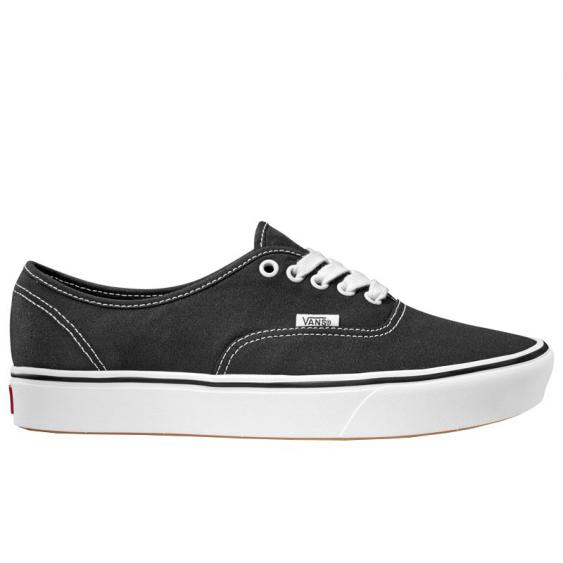 Vans UA Comfy Cush Authentic Black/ True White VN0AWM7VNE (Men's)