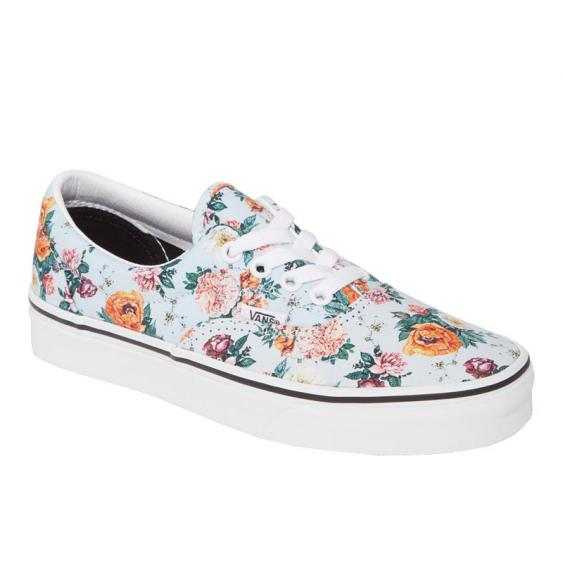 Vans Era Garden Floral/ True White VN0A4BV4V3F (Women's)