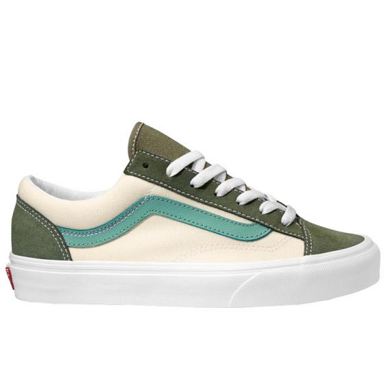 Vans Style 36 Deep Lichen Green/ Creme De Menthe VN0A3DZ3VY0 (Women's)