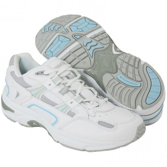 Vionic Walker White / Blue (Women's)